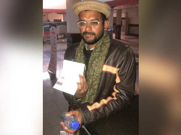पाक जेल में 6 साल काटने के बाद भारत पहुंचे हामिद अंसारी