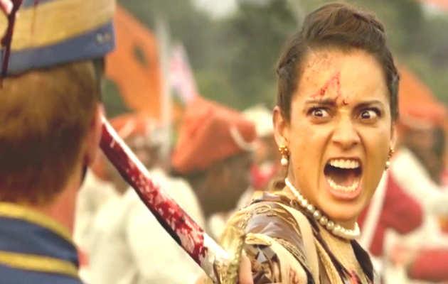 बेहतरीन है कंगना रनौत की फिल्म 'मणिकर्णिका' का ट्रेलर