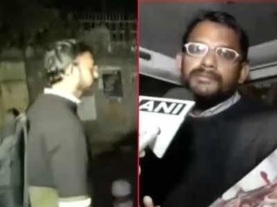 बिना वीजा के पाकिस्तान में घुसने वाला हामिद अंसारी लौटा दिल्ली