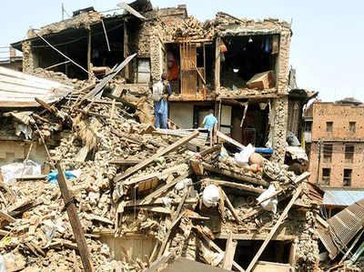 दिल्ली पर मंडरा रहा है 8.5 तीव्रता के भूकंप का खतरा: स्टडी