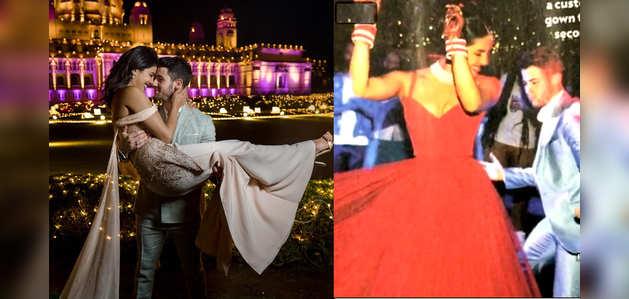 देखें, प्रियंका चोपड़ा, निक जोनस की शादी की नई तस्वीरें