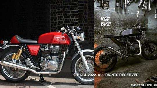 kgf bike photos | Vijaya Karnataka Photogallery