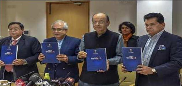 नीति आयोग ने बनाई भारत को 2022-23 तक 4 ट्रिलियन अर्थव्यवस्था बनाने के लिए ये रणनीति