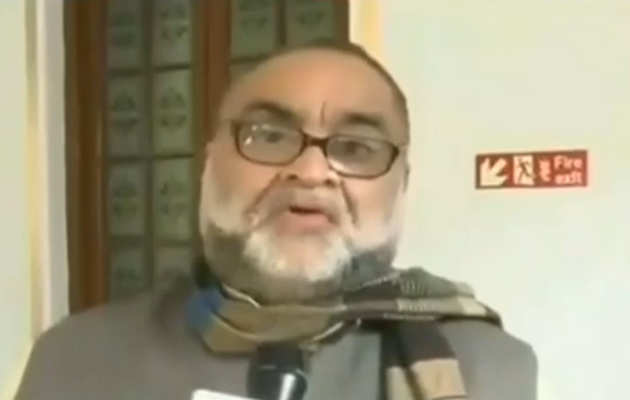 UP: BJP MLC बुक्कल नवाब ने भगवान हनुमान को बताया मुसलमान