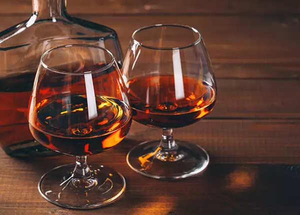 फेफड़ों के लिए फायदेमंद Cognac