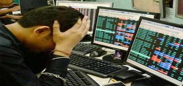 कर्जमाफी, मुनाफावसूली से शेयर बाजार में कोहराम, निवेशकों के 2.2 लाख करोड़ डूबे