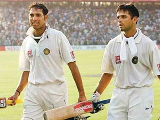 Dravid-Laxman: लक्ष्मणची खेळी भारतीयांमध्ये सर्वोत्तम: द्रविड