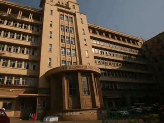 आजारी दुष्काळग्रस्त मुंबईच्या रुग्णालयांत