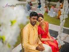 sanju samson and charulatha wedding images