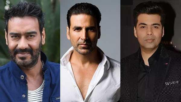 ajay devgn akshay kumar and karan johar thank pm narendra modi for reducing the tax on movie tickets