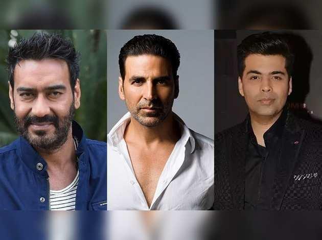 मूवी टिकट पर जीएसटी घटाने पर अजय देवगन, अक्षय कुमार और करन जौहर ने पीएम नरेंद्र मोदी का जताया आभार
