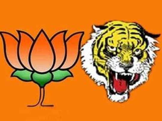 Shivsena-BJP Yuti: अर्ध्या जागांचं वाटप मीडियानं केलंय; शिवसेनेचा खुलासा