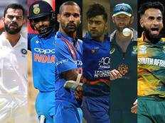 the best of 2018 in international cricket most runs most wickets best batting bowling figures