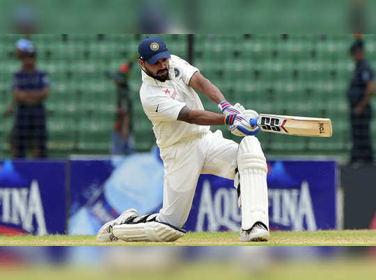 Murali Vijay Test