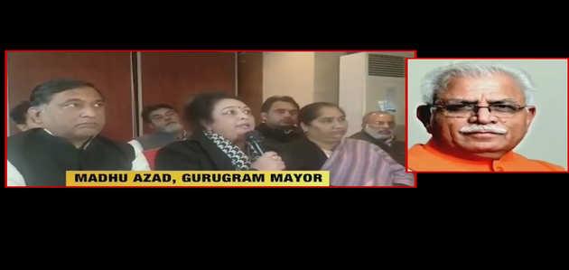 हरियाणा बीजेपी में मुख्यमंत्री खट्टर के खिलाफ असंतोष, विरोध में आए मंत्री और 3 विधायक