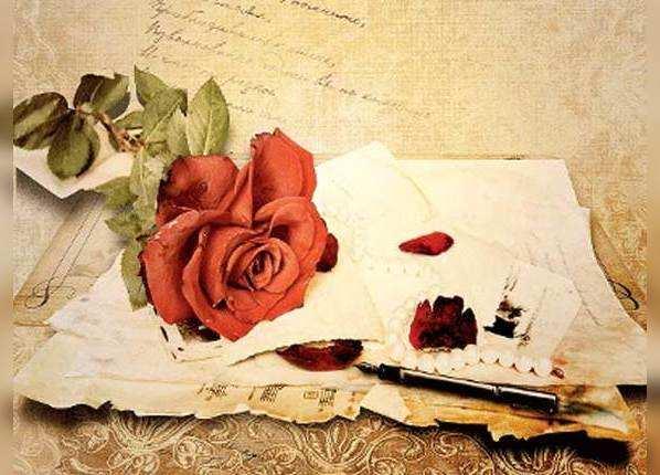 लिखें प्यार का खत