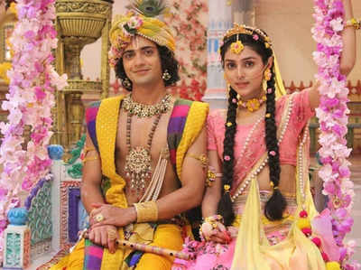 Image result for Radha Krishna serial