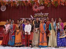 ayodhya mahotsav begins with 2100 womens dururdiyya poojan