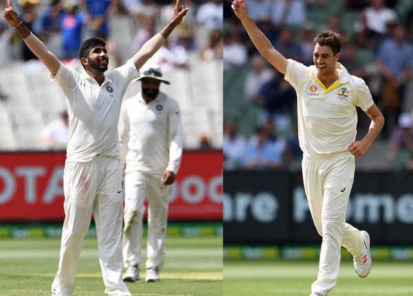 बुमराह-कमिंस के आगे बल्लेबाज गुमराह