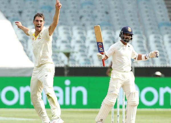 10 रन देकर पैट कमिंस ने झटके 4 विकेट