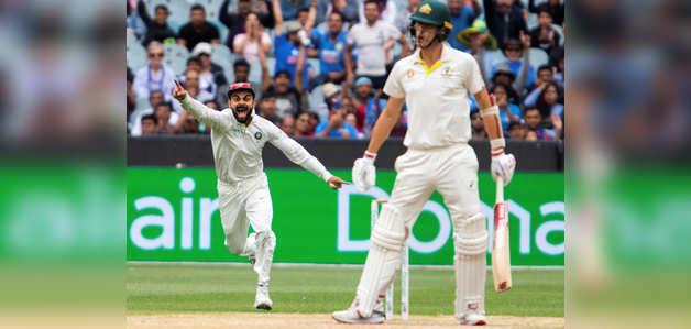 भारत ने ऑस्ट्रेलिया को 137 रनों से हराया, दर्ज की ऐतिहासिक जीत