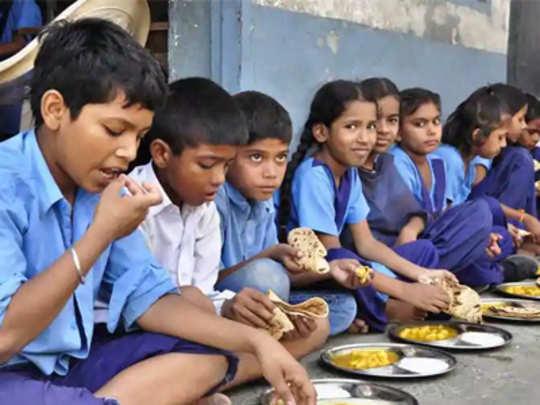 माध्यान्ह भोजन योजनेला सुरुंग, सरकारी तांदुळाची अवैध विक्री