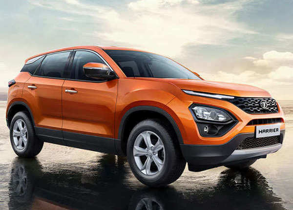 ​Tata Harrier