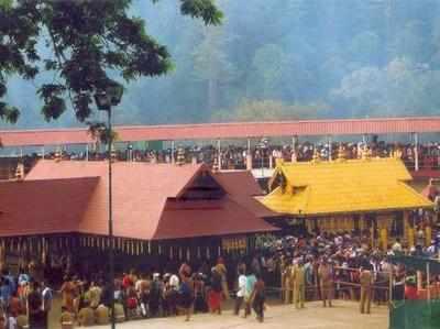 केरल: दो महिलाओं ने किया सबरीमाला मंदिर में प्रवेश का दावा