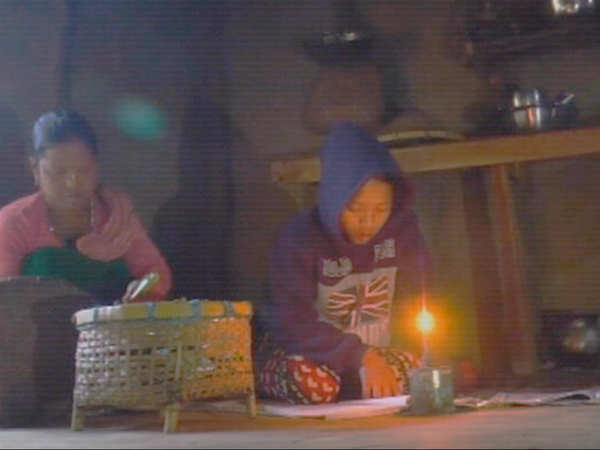 sans electricity this manipur village is yet to see light of development