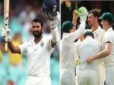 aus vs ind 4th test day 1 live score updates at sydney cricket ground