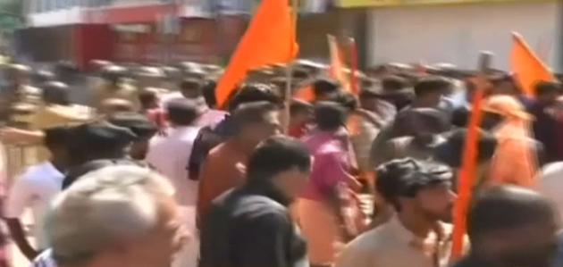 सबरीमाला विवाद: केरल में हुई झड़प में 4 बीजेपी कार्यकर्ता घायल