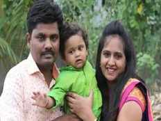 14 months child falls from fourth floor saved by tree branch in mumbai