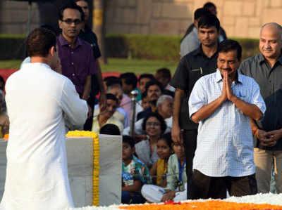 राहुल-केजरीवाल आएंगे एक साथ?