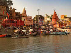 boat man ended strike after varanasi administration got ready over shifted alaknanda cruise