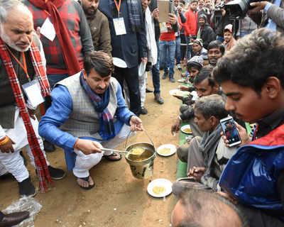 Image result for bjp samrasta khichdi