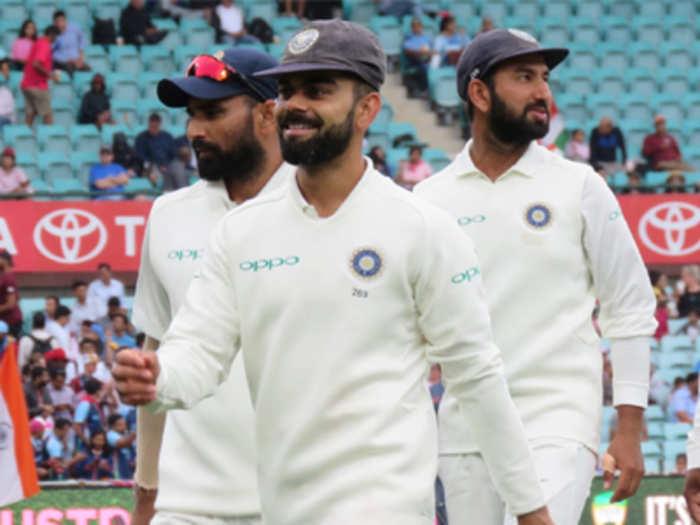 India vs Australia : ऑस्ट्रेलियात भारताचा ऐतिहासिक मालिका विजय