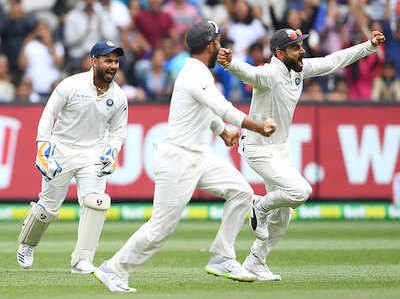 भारत बनाम ऑस्ट्रेलिया: बारिश के कारण चौथा टेस्ट ड्रॉ, लेकिन पहली बार सीरीज़ जीत भारत ने रचा इतिहास