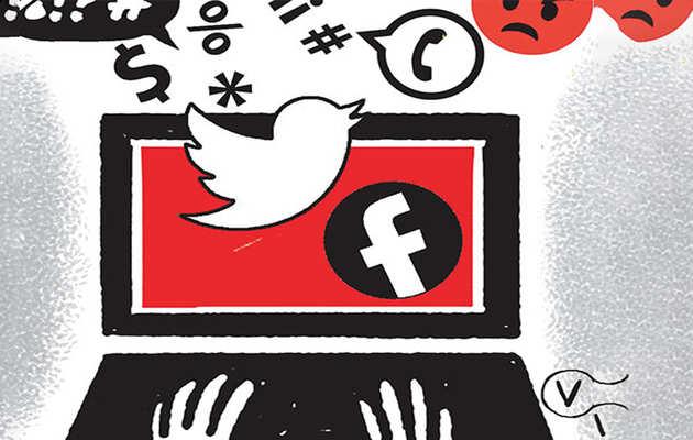 सोशल मीडिया पर रोजाना ढाई घंटे बिताते हैं भारतीय: रिपोर्ट
