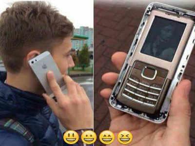 मोबाइल जोक्स