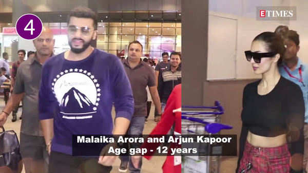 malaika arora to priyanka chopra who are dating or have married younger men