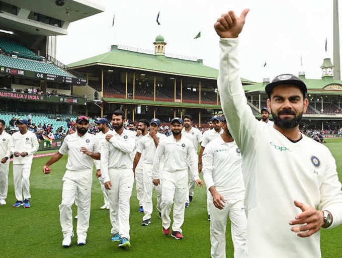 भारताच्या विजयावर पाकिस्तानही खूष