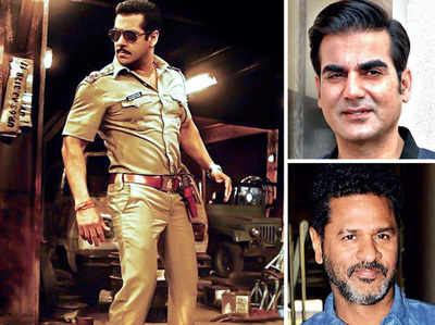 Image result for सलमान खान की दबंग 3 की शूटिंग शुरू,