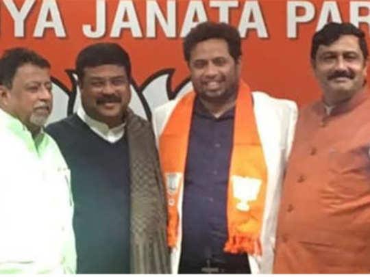 TMC-BJP: ममतांना धक्का; दोन खासदार भाजपमध्ये