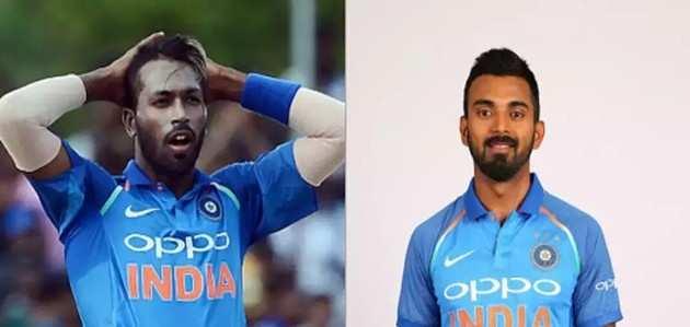 विनोद राय ने हार्दिक पंड्या और केएल राहुल पर दो वनडे मैचों के बैन की सिफारिश की