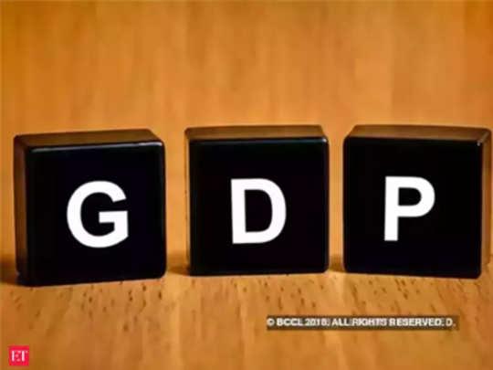 फसवी जीडीपीवाढ