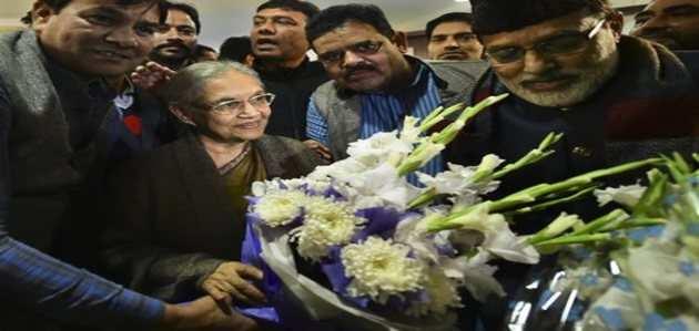 माकन के इस्तीफे के बाद पूर्व मुख्यमंत्री शीला दीक्षित बनीं दिल्ली कांग्रेस अध्यक्ष