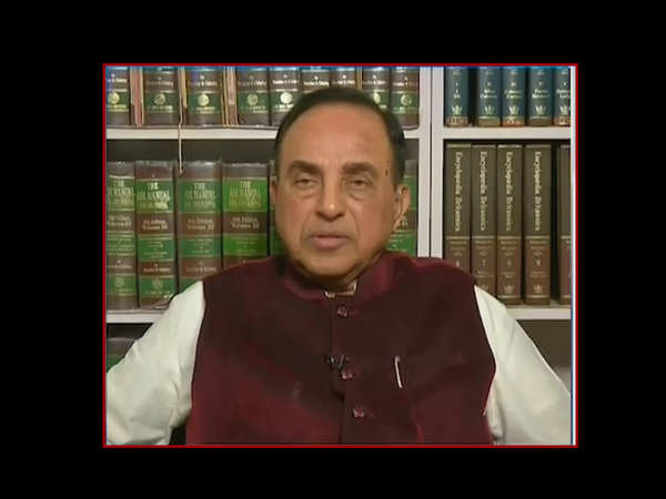 sacking of cbi chief is undemocratic subramanian swamy