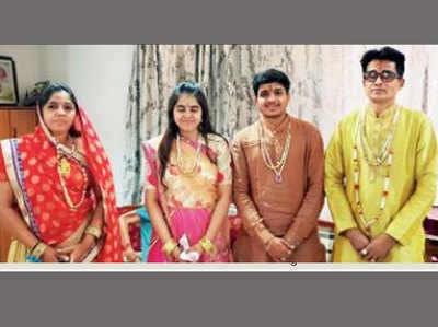 Karodon Ka Moh Chhod Vairaagya Ki Raah Par Poora Parivaar, Lega Jain Dharm Ki Deeksha