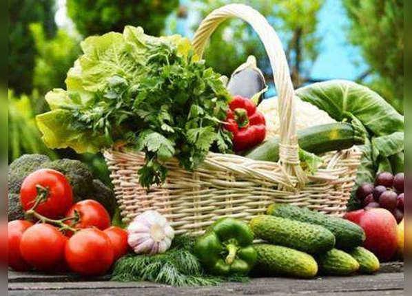 क्या खाना चाहिए: हरी सब्जियां