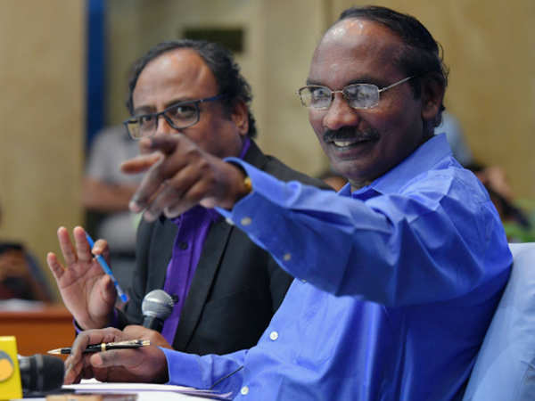 chandrayaan 2 to be launched by mid april 2019 isro chairman k sivan
